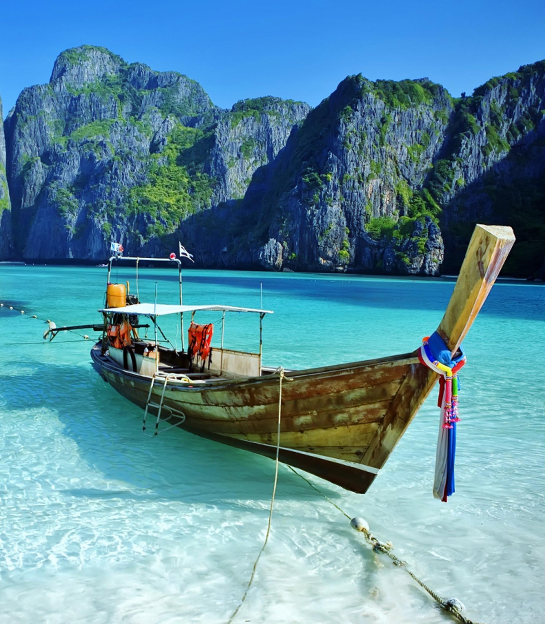 Honeymoon tailandia