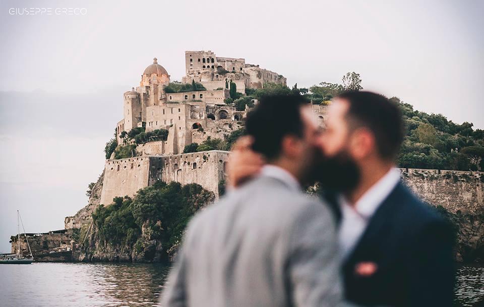 the same sex wedding