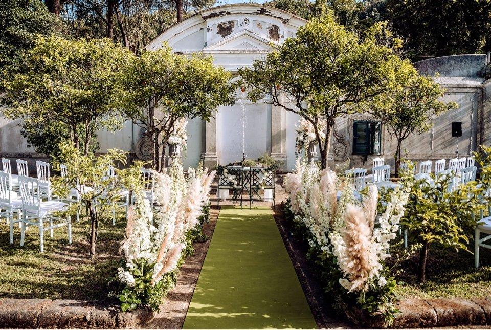 Location matrimonio Ischia