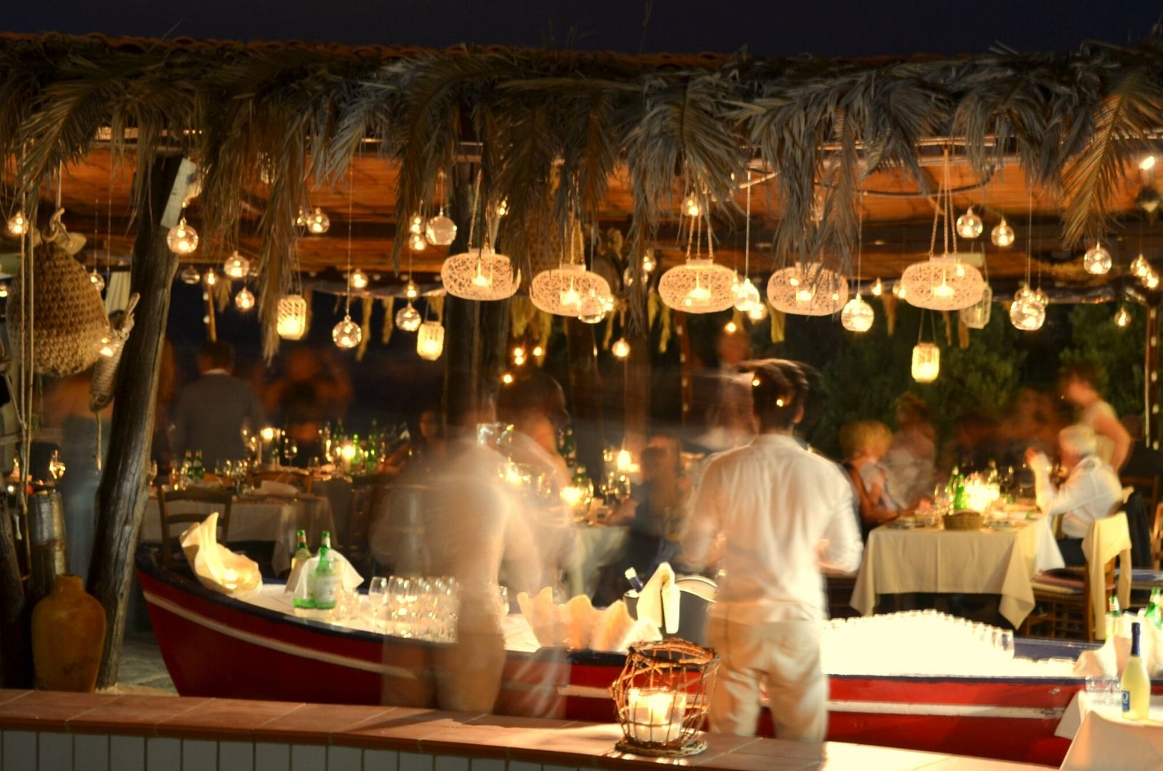 Esclusivo ristorante eden Ischia