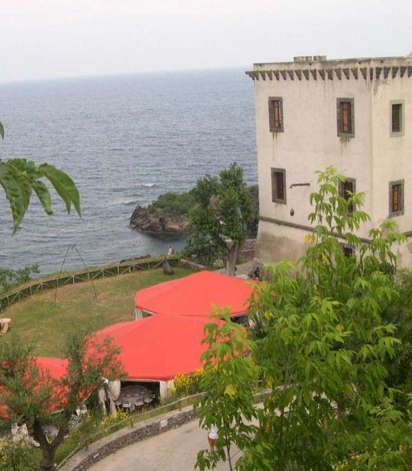 Castle location wedding Ischia