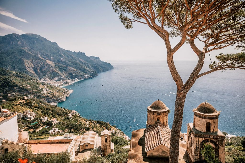 Amalfi Coast wedding destination