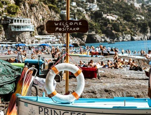 """Matrimonio a Positano: sposarsi in un borgo chiamato """"wedding cake"""""""