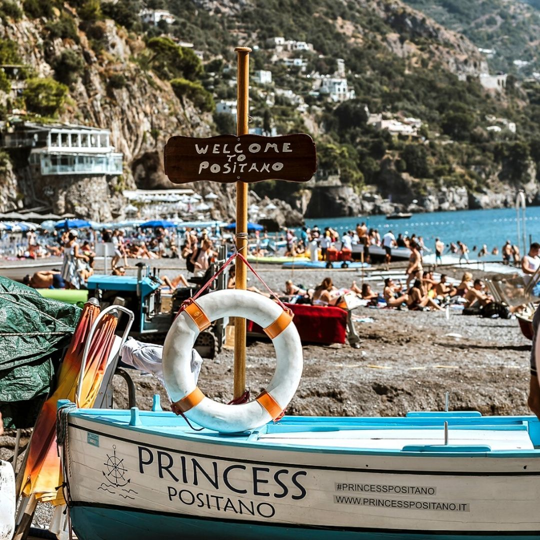 destination wedding planner positano